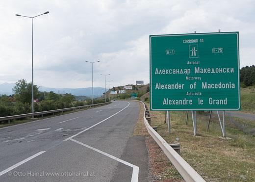 Alexander Highway