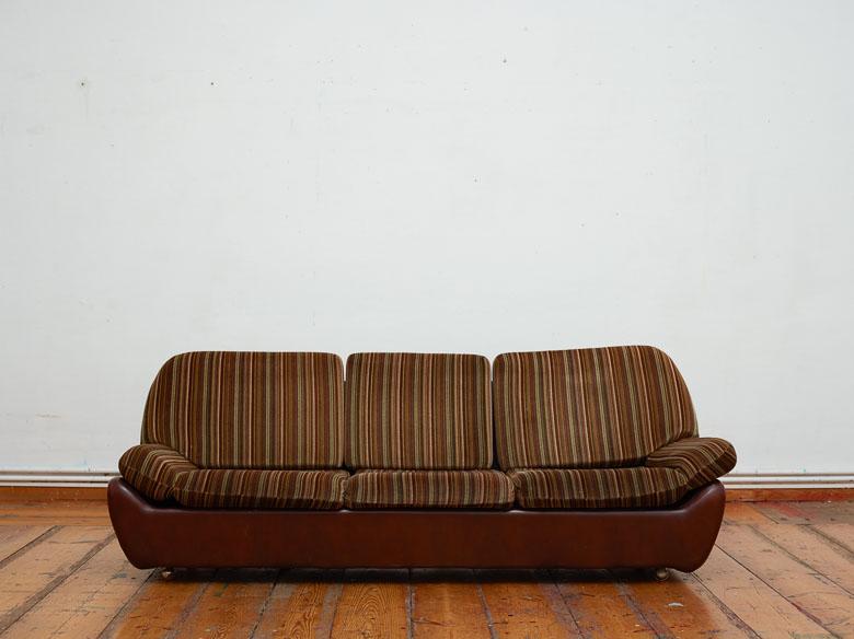 Sofa, Plüschow, Mecklenburg Vorpommern, Otto Hainzl