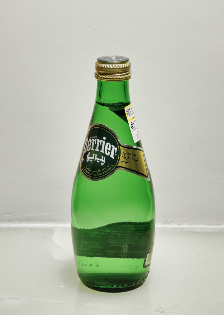 Perrier, Bottle, Water