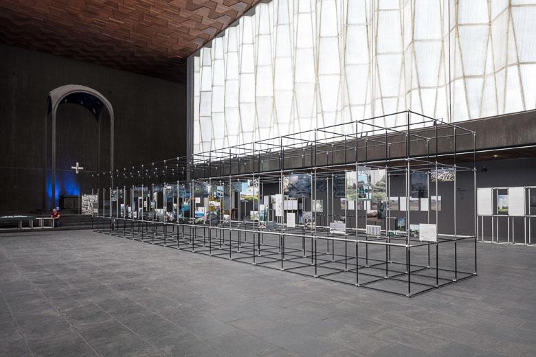 Ausstellung Big Heritage Uni Dortmund Corviale Otto Hainzl
